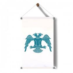 Selçuklu Devlet Armalı Poster 30x50 cm