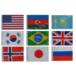 Ūlke bayrağı 30x45 cm