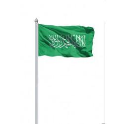 Kelime-i Tevhid Bayrağı 100x150 cm