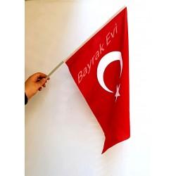 Kumaş El  Bayrağı