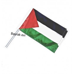Filistin Bayrağı (Sopalı)